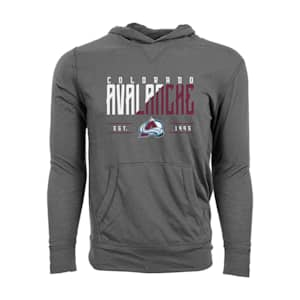 Levelwear Splitter Armstrong Hoodie - Colorado Avalanche - Adult