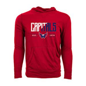 Levelwear Splitter Armstrong Hoodie - Washington Capitals - Adult