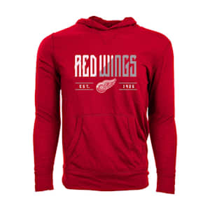 Levelwear Splitter Armstrong Hoodie - Detroit Red Wings - Adult