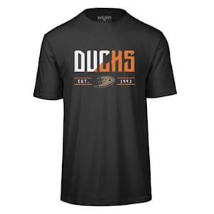 Levelwear Splitter Richmond Short Sleeve Tee Shirt - Philadelphia Flyers - Adult