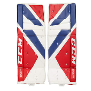 CCM Extreme Flex E5.5 Goalie Leg Pads - Junior