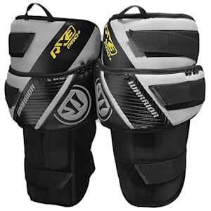 Warrior Ritual X3 Pro+ Goalie Knee Pads - Senior