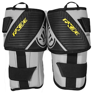 Warrior Ritual X3 E Goalie Knee Pads - Intermediate