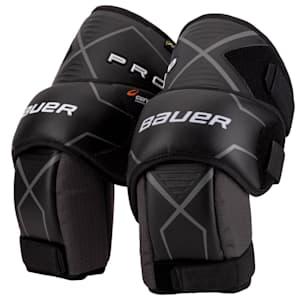 Bauer Pro Goalie Knee Guards - Intermediate