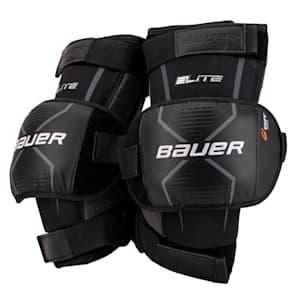 Bauer Elite Goalie Knee Guards - Intermediate
