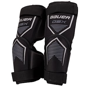 Bauer GSX Goalie Knee Guards - Youth