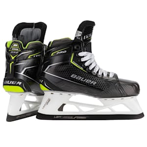 Bauer Pro Ice Hockey Goalie Skates - Senior