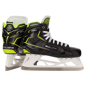 Bauer GSX Ice Hockey Goalie Skates - Youth