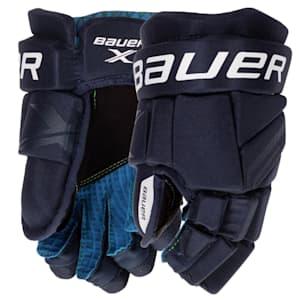 Bauer X Hockey Gloves - Junior