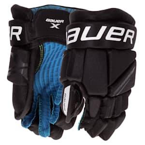 Bauer X Hockey Gloves - Youth