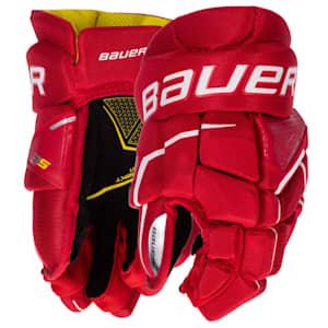 Bauer Supreme 3S Hockey Gloves - Junior