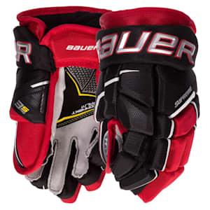 Bauer Supreme 3S Pro Hockey Gloves - Junior