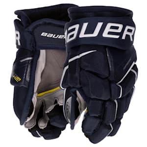 Bauer Supreme Ultrasonic Hockey Gloves - Junior