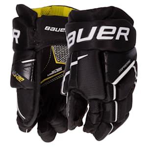 Bauer Supreme Ultrasonic Hockey Gloves - Youth
