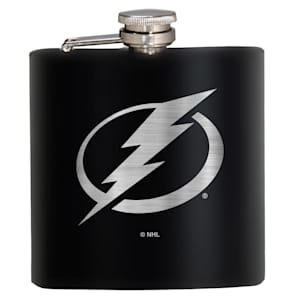 Tampa Bay Lightning Stainless Steel Flask