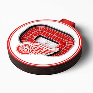 YouTheFan NHL 3D StadiumView Ornament - Detroit Red Wings