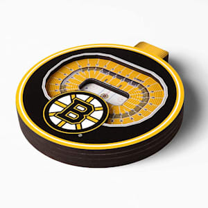 YouTheFan NHL 3D StadiumView Ornament - Boston Bruins