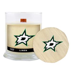 Dallas Stars 8oz Candle - Linen
