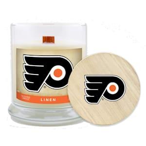 Philadelphia Flyers 8oz Candle - Linen