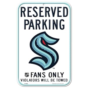 Wincraft NHL Parking Sign - Vegas Golden Knights