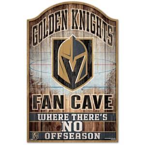 Wincraft NHL Wood Sign - Vegas Golden Knights