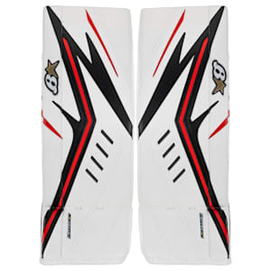 Brians OPTiK X2 Goalie Leg Pads - Intermediate