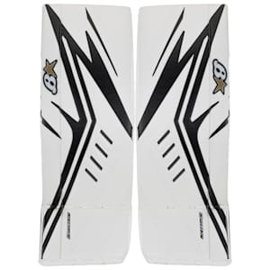 Brians OPTiK X2 Goalie Leg Pads - Senior
