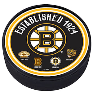 NHL Team Heritage Puck