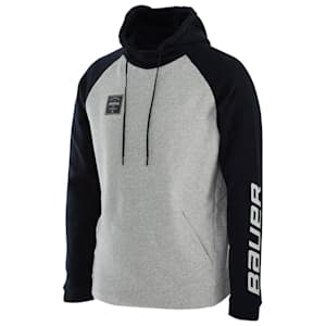 Bauer Square Pullover Hoodie - Adult
