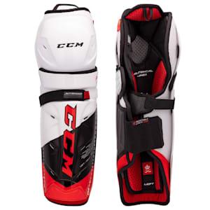 CCM Jetspeed FT4 Pro Hockey Shin Guards - Junior