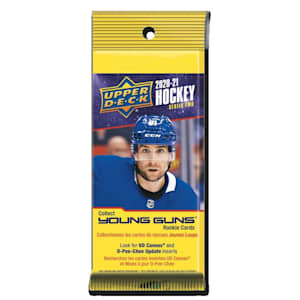UpperDeck 2020-2021 NHL Series Two Trading Cards