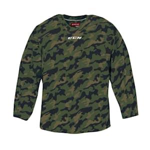 CCM QuickLite 8000 Camo Hockey Jersey - Adult