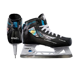TRUE TF9 Ice Hockey Goalie Skates - Intermediate