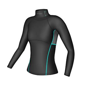Ultra Compression Neck Long Sleeve Shirt - Womens