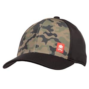 CCM Camo Structured Flex Hat - Adult