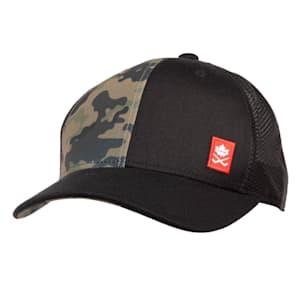 CCM Camo Meshback Trucker Hat - Adult