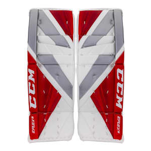 CCM Extreme Flex 5 Pro Goalie Leg Pads - Custom Design - Intermediate