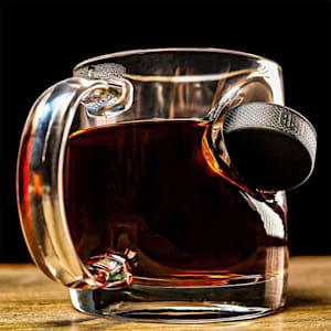 BenShot Hockey Puck Coffee Mug