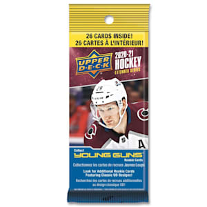 UpperDeck 20/21 Extended Series Fat Pack