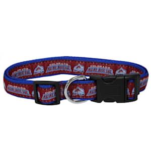 NHL Pet Collar - Colorado Avalanche