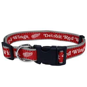 NHL Pet Collar - Detroit Red Wings