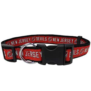NHL Pet Collar - NJ Devils