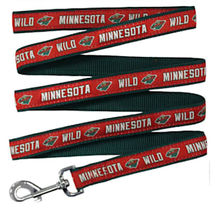 NHL Pet Leash - Minnesota Wild
