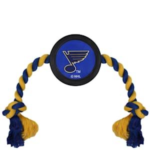 Hockey Puck Pet Toy - St. Louis Blues