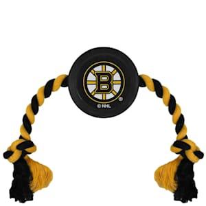 Hockey Puck Pet Toy - Boston Bruins