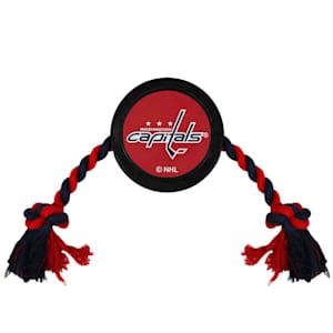Hockey Puck Pet Toy - Washington Capitals