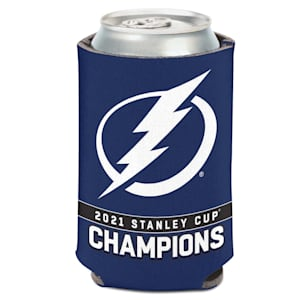 Wincraft 2021 Stanley Cup Champions Can Cooler - Tampa Bay Lightning