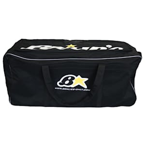 Brians Star Goalie Wheel Bag - Junior