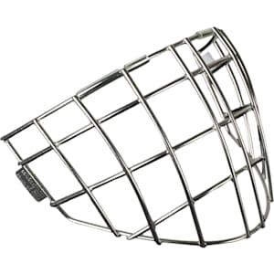 Vaughn 9500 Straight Bar Goalie Cage - Senior