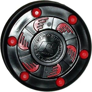 Rocket Inline Hockey Puck